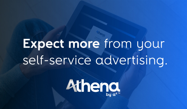 Expect more from your self-service advertising