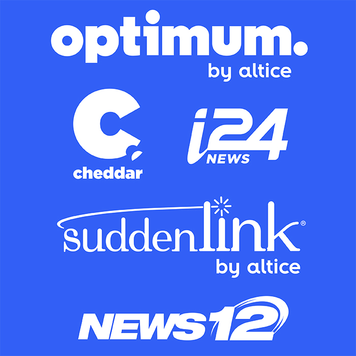 Targeting Optimum by Altice, Suddenlink, News 12, Cheddar and i24